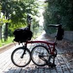 初サイクリング