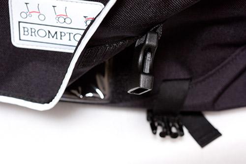 S-Bag フラップバックル