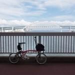神戸人工島ポタリング – 六甲アイランド1