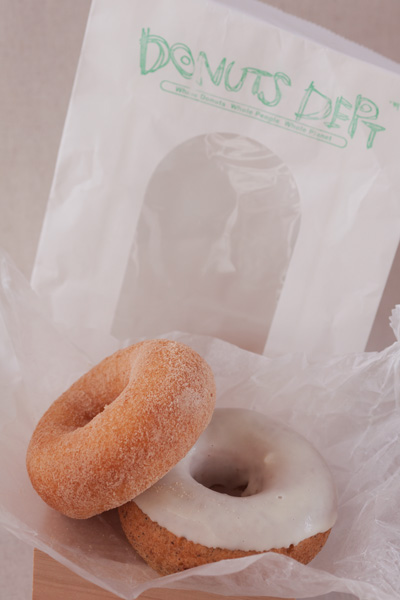 Donuts Dept 焼きドーナツ