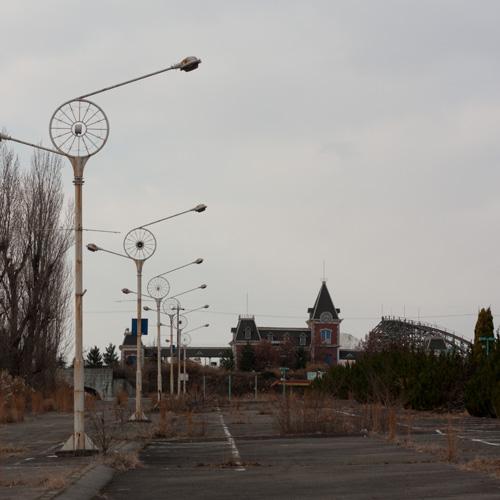 奈良ドリームランド跡地