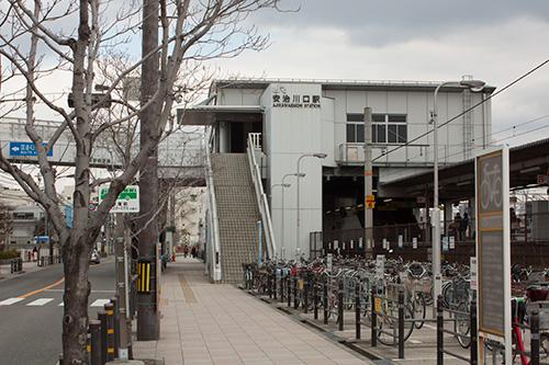JR安治川口駅