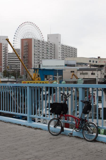 阪神高速 天保山JCT