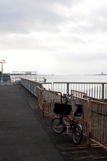 大阪港 天保山旅客ターミナル