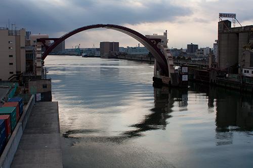 安治川水門