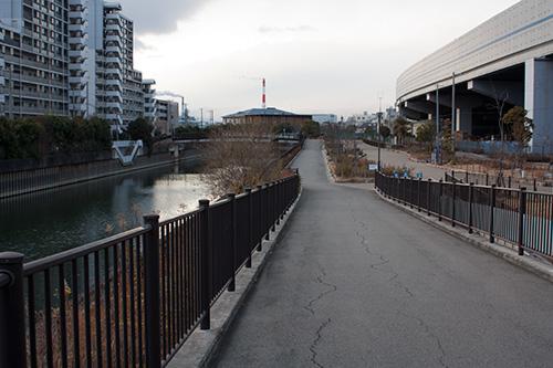 尼崎築地遊歩道