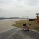 武庫川~深江浜湾岸ポタリング1