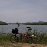 千丈寺湖~永沢寺サイクリング1