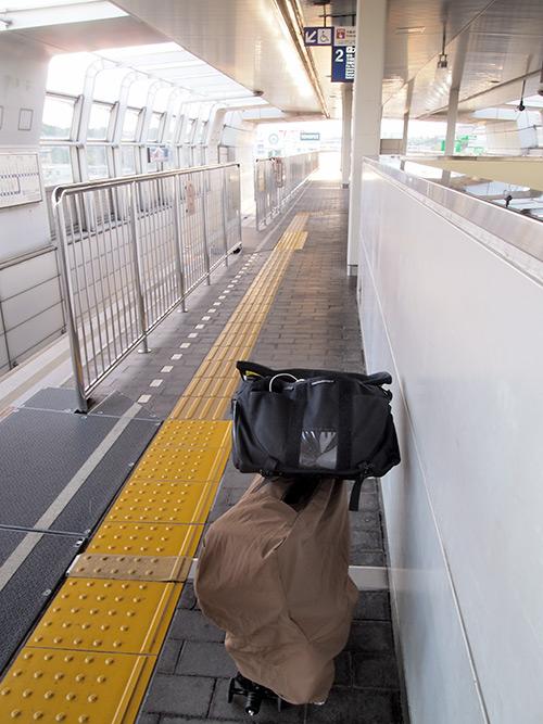 大阪モノレール宇野辺駅