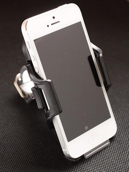 ミノウラ iH-100SとiPhone5