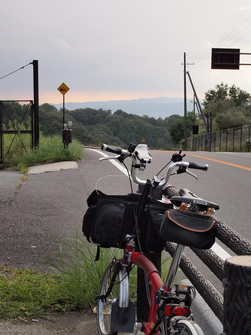 県道80下り