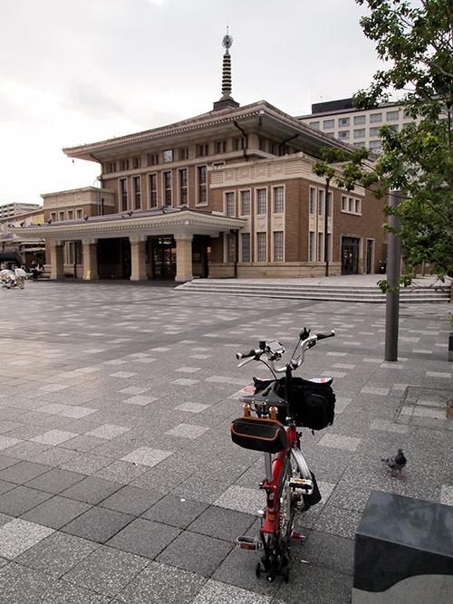 JR奈良駅前