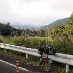 蒜山高原ポタリング2012 雨