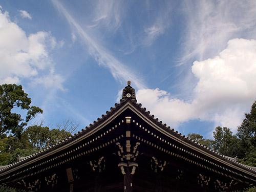 仁和寺 経蔵
