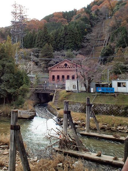 大戸川発電所