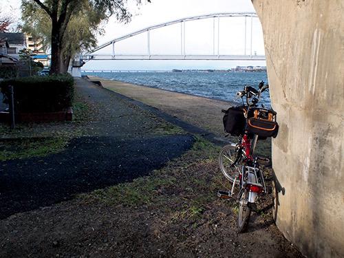 琵琶湖南端