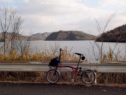 権現ダム湖