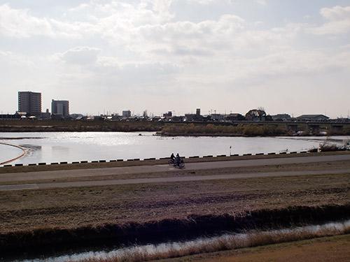 加古川右岸
