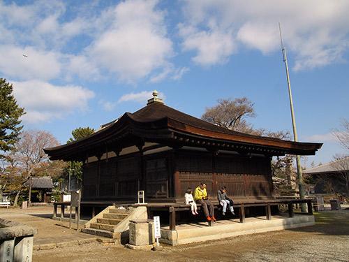 鶴林寺 太子堂