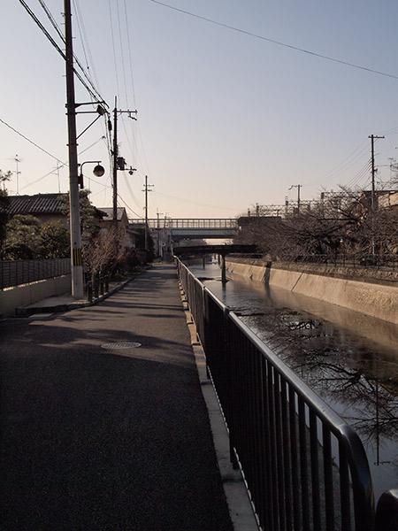 琵琶湖疏水 藤森