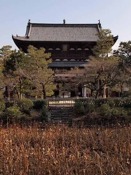 黄檗山萬福寺 三門