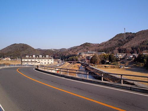 日生中央から県道12