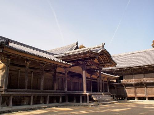 圓教寺 常行堂
