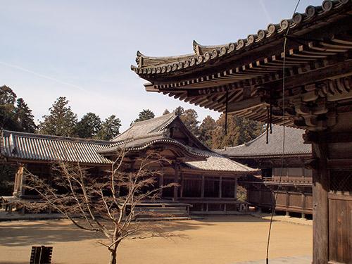 圓教寺 3つの堂