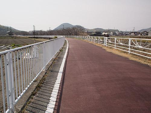 大津茂川自転車道