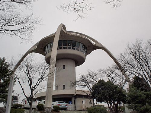 手柄山 展望台