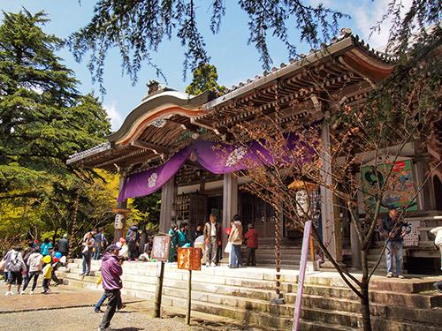 清水寺 根本中堂