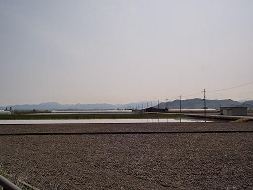 大中の湖干拓地