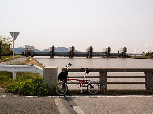 大同川水門