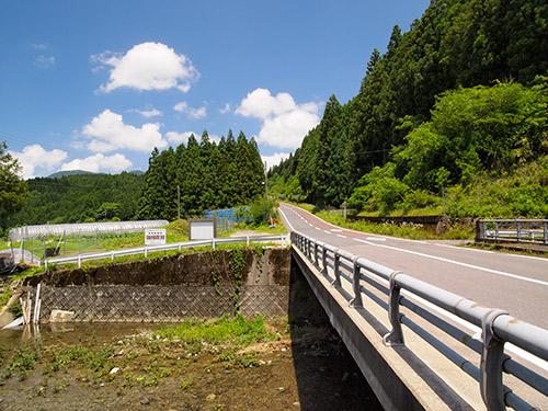 神末川から伊勢本街道