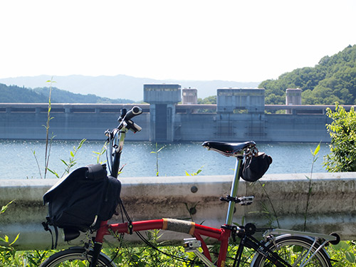 比奈知ダム