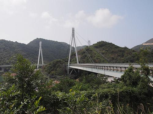 藤戸橋、日の浦橋