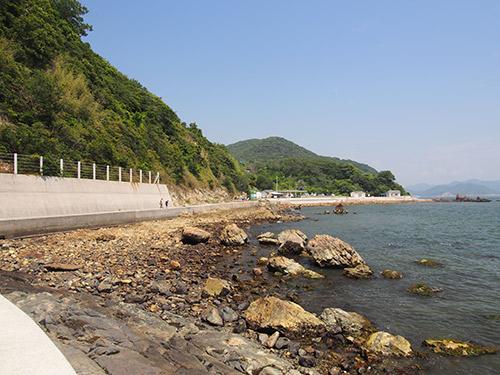 東福浦海水浴場