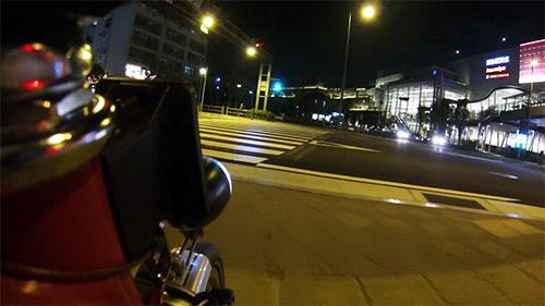 GoPROによる夜景