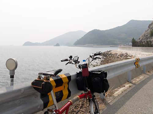 小豆島 県道251