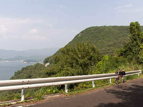 小豆島 富士峠
