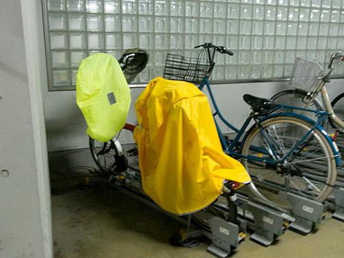 JR高松駅駐輪場