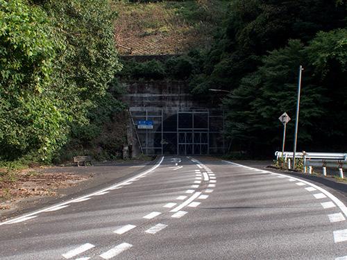 旧鐘ヶ坂トンネル
