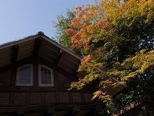 山荘美術館レストハウス