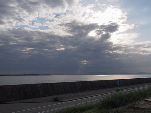 ポートアイランドから神戸空港