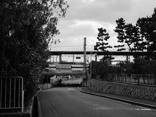 阪神電車 石屋川駅