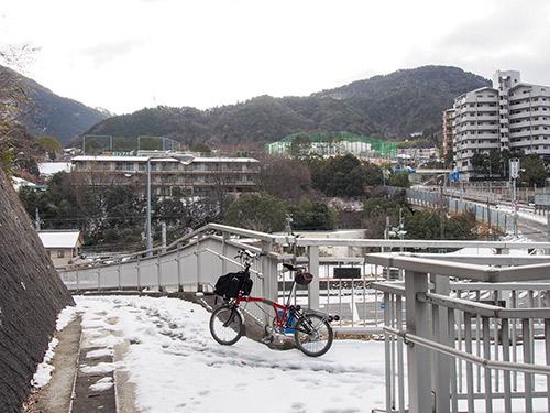 唐櫃 歩道橋