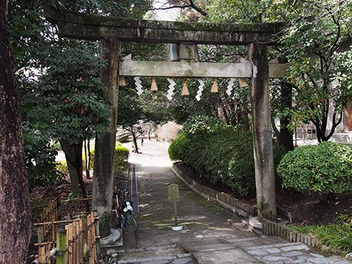 古志部神社