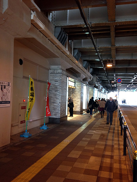 大阪駅駐輪場