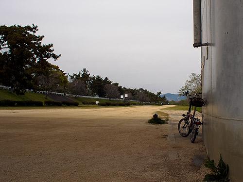武庫川河川敷