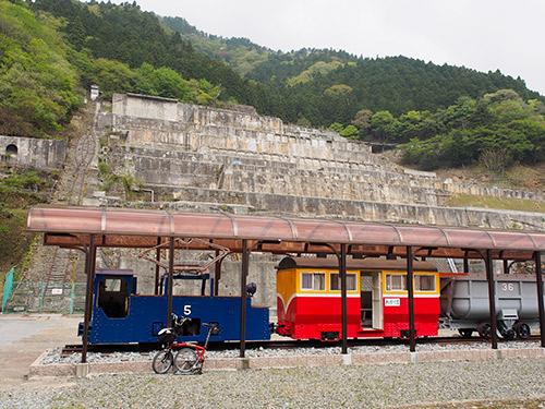 明神電車(一円電車)